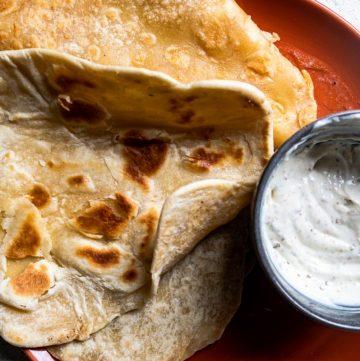Easy Roti Bread